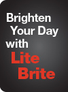 Brighten Your Day with Lite Brite