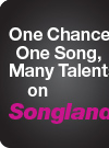 One Chance, One Song, Many Talents on Songland