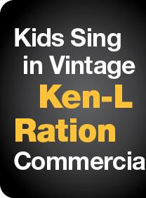 Kids Sing in Vintage Ken-L Ration Commercial