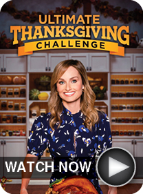 Ultimate Thanksgiving Challenge - WATCH NOW