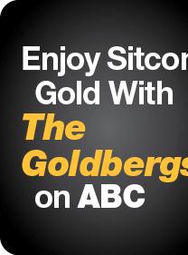 Enjoy Sitcom Gold With The Goldbergs on ABC