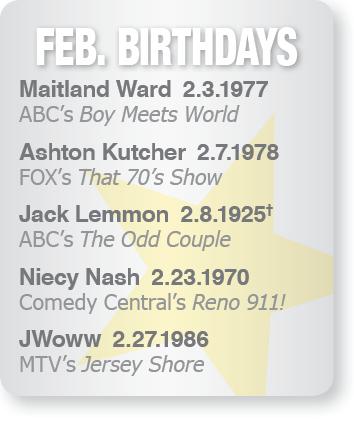 This Month's Birthdays