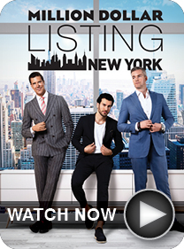 Bravo's Million Dollar Listing: New York - WATCH NOW
