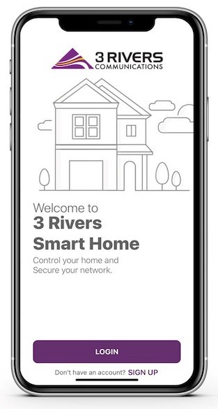 3 Rivers Smart Home App - Download Images to View