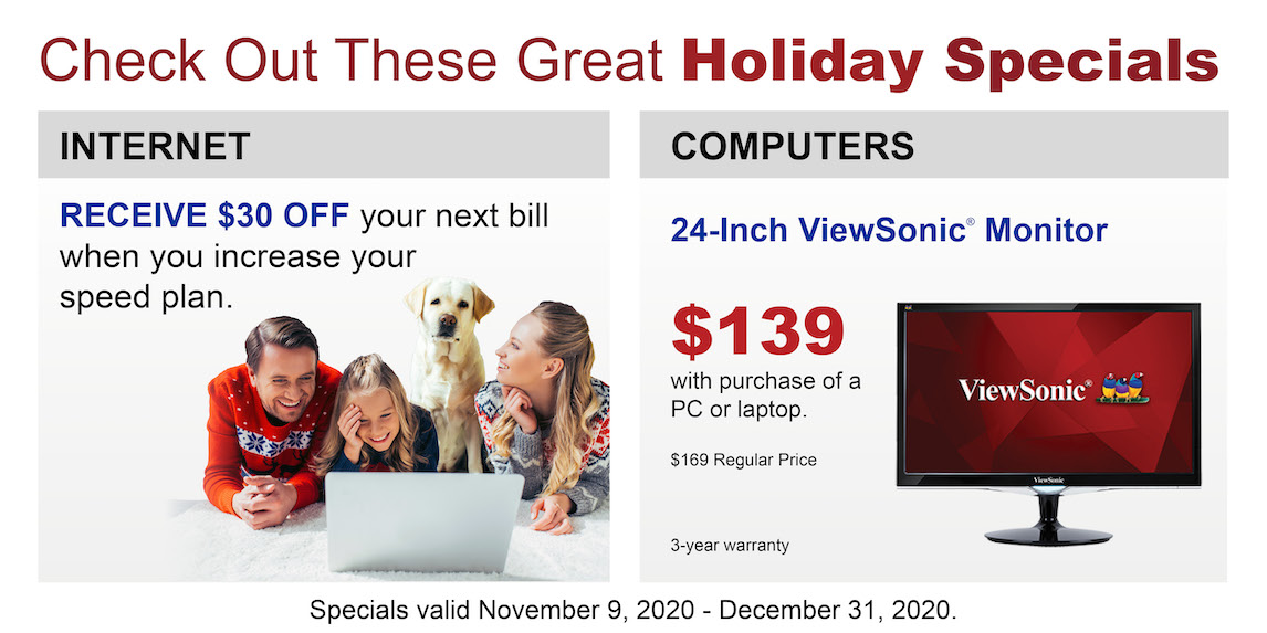 Holiday Specials - Download Graphics to View