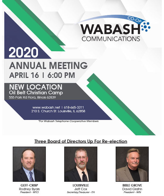 Annual Meeting - Download Graphics to View