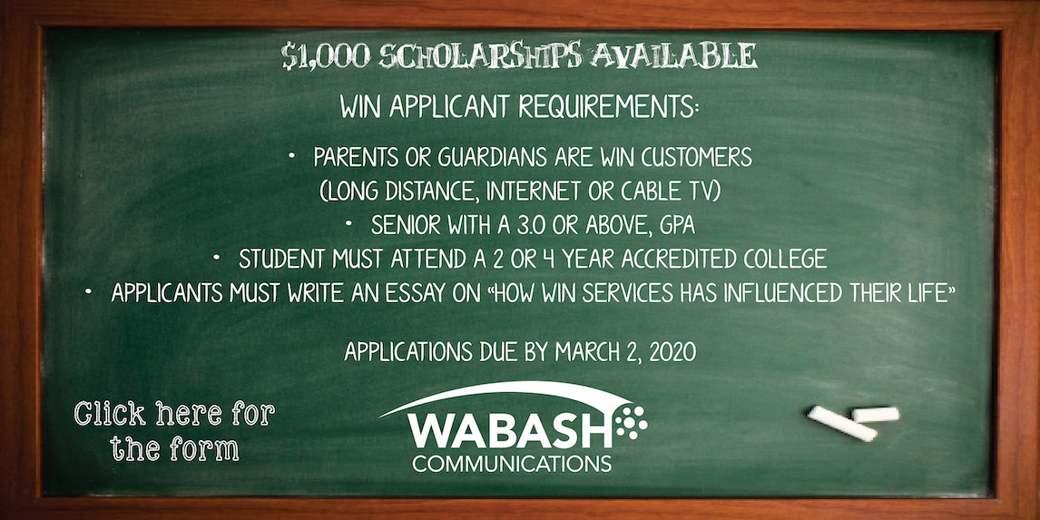 WIN Scholarship - Download Graphics to View
