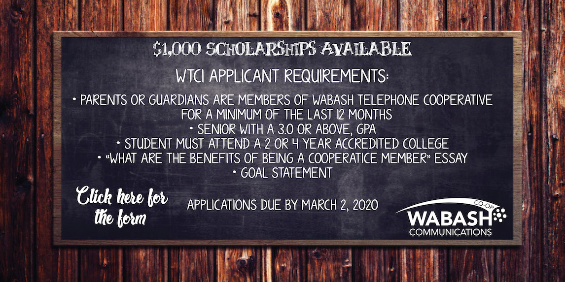 Wabash Scholarship - Download Graphics to View