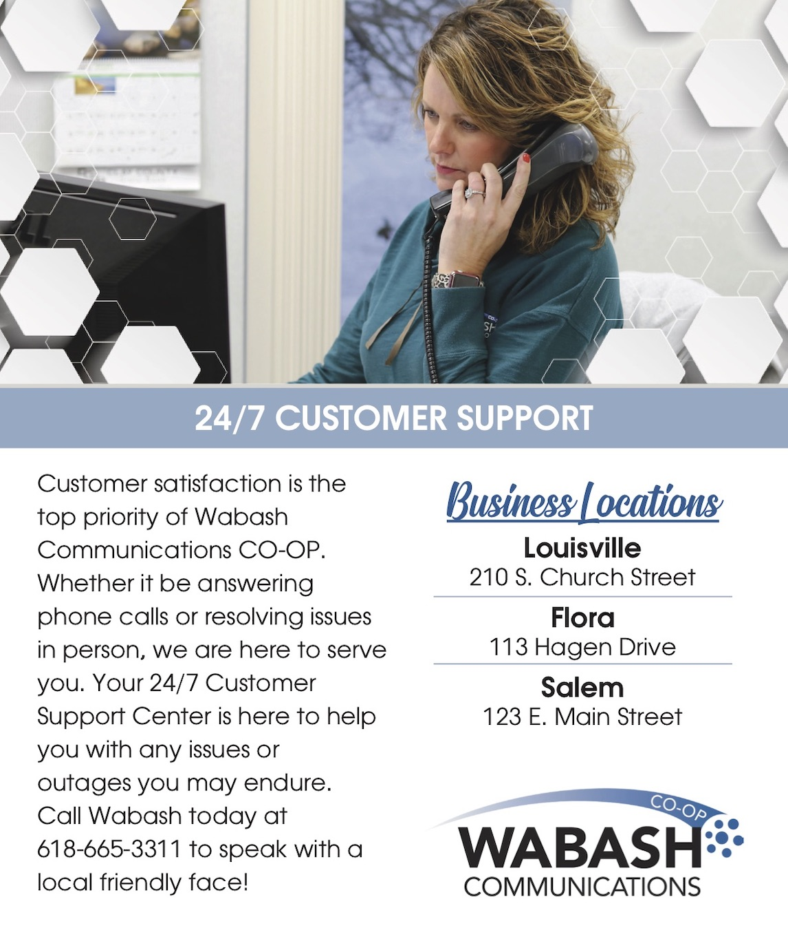 Customer Service - Download Images to View