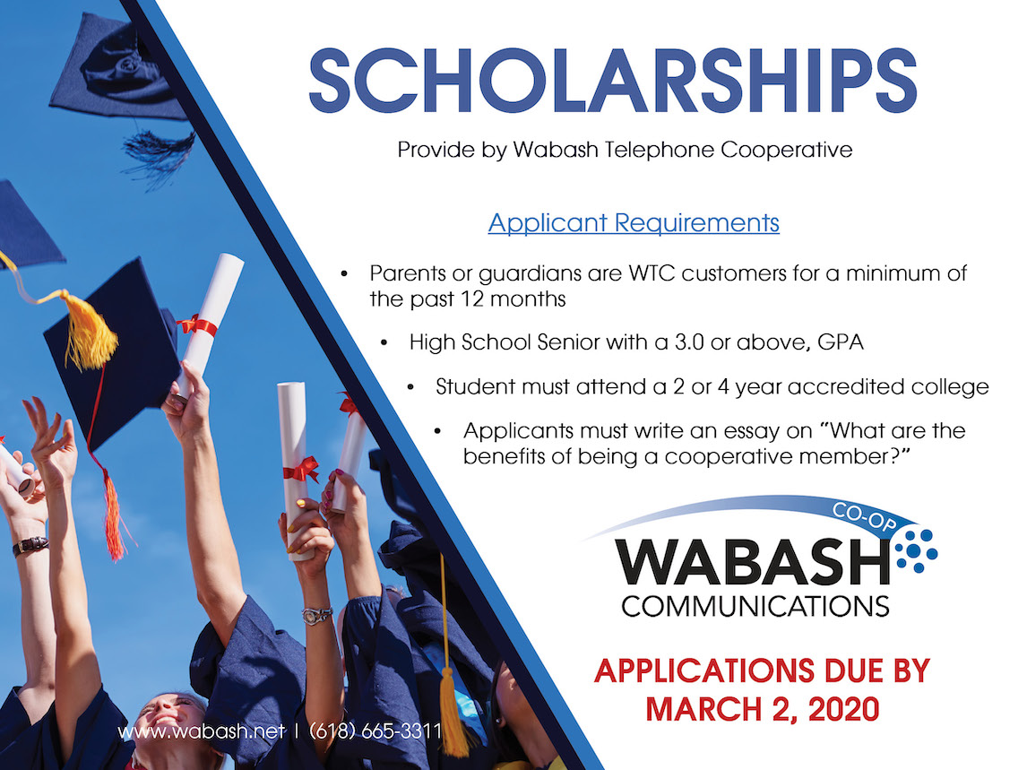 Wabash CO-OP Scholarship - Download Images to View